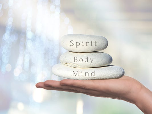 Spirit, Body and Mind,