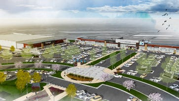 See Lake Lorraine's next stage: restaurants and local, national retailers