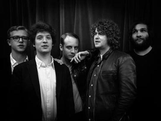 Rhode Island rockers Deer Tick return to the Capitol