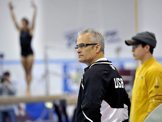 John Geddert and Kathryn Geddert, his wife, founded the Twistars gymnastics club in 1996. John Geddert was a gymnast at Central Michigan University who graduated in 1980, according to his  LinkedIn.com page.