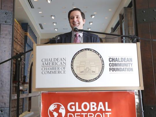 Steve Tobocman of Global Detroit, introduces results