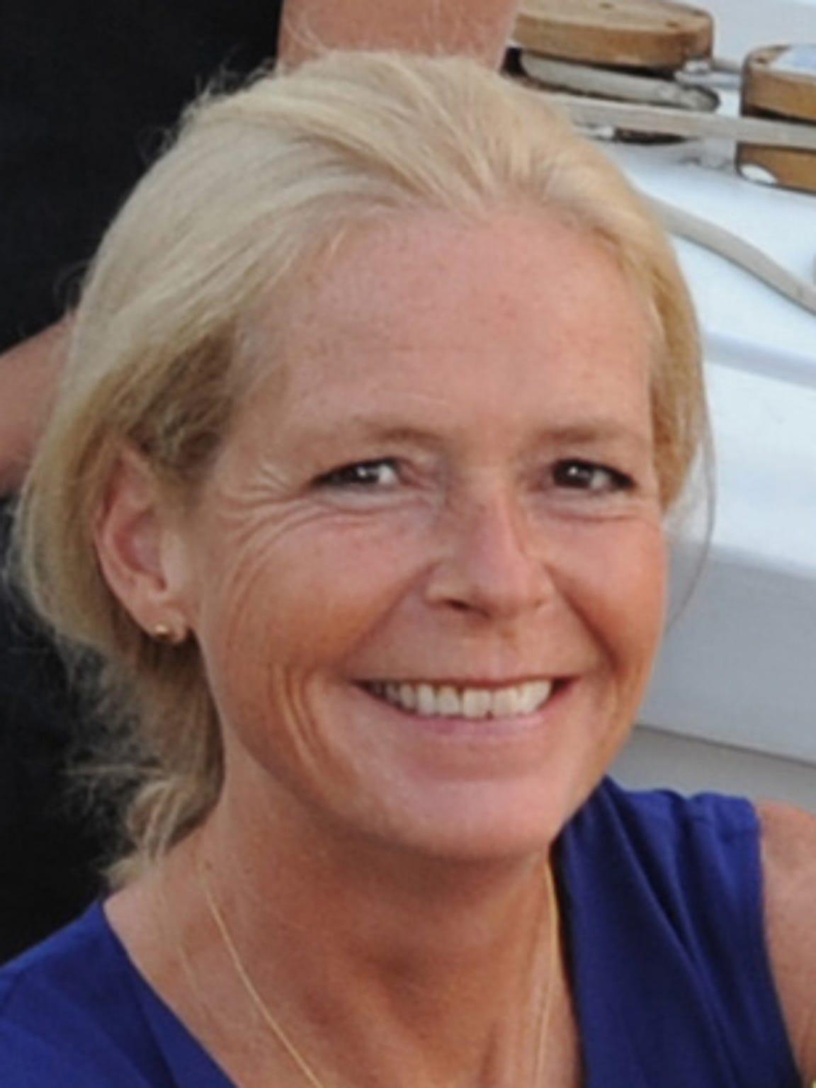 Capt. Katarina Ennerfelt led the first-ever all female