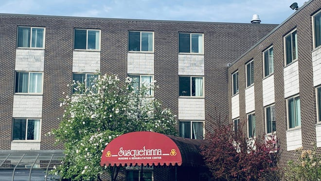 The Susquehanna Nursing & Rehabilitation Center in Johnson City has reported 11 COVID-19 related deaths to the state.