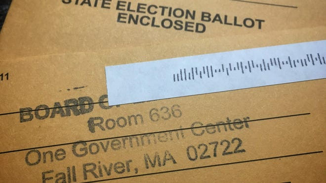 Nearly a million ballots have been mailed to Massachusetts voters.