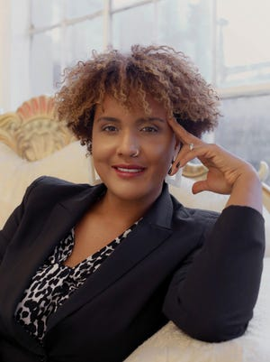 Educator and author, Crystal Fleming, will host the virtual racial justice event during YWCA's annual Week Without Violence [PHOTO PROVIDED].