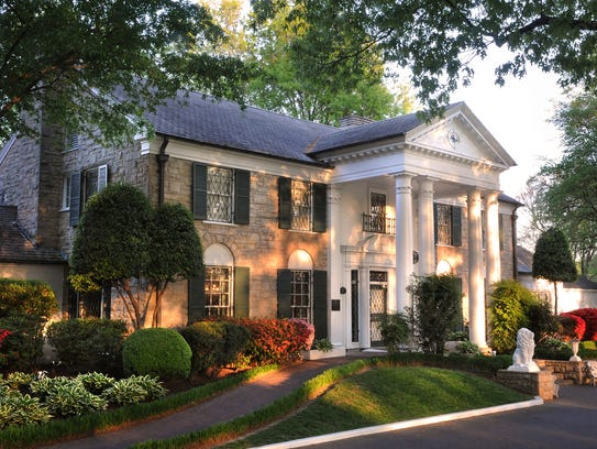 Graceland won the title of Best Historic Southern Attraction