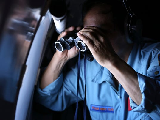 AP Malaysia Plane Armchair Sleuths