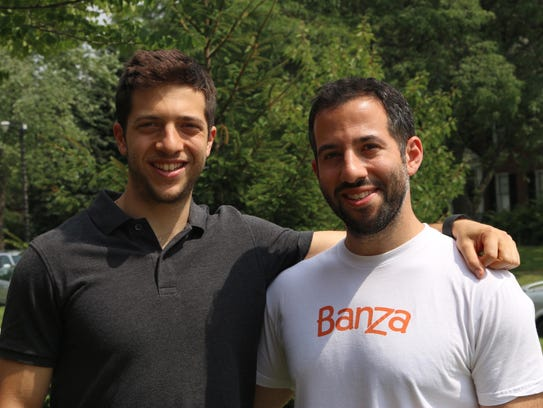 Brian, left, and Scott Rudolph are co-owners of Banza