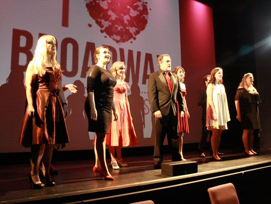 """I Love Broadway"" opens Feb. 3 at the Wayne Theatre/Ross"