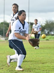 In this file photo, Meagan Maratita of the Guam U18