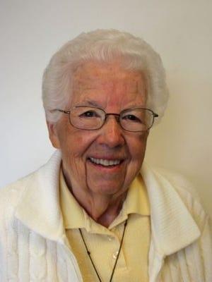 Sister Bernard Marie Campbell