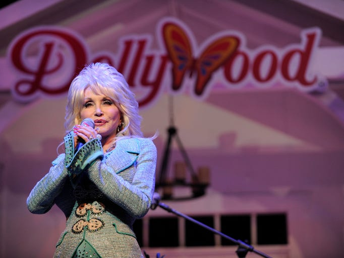 Dolly Parton announced plans for a $300 million expansion