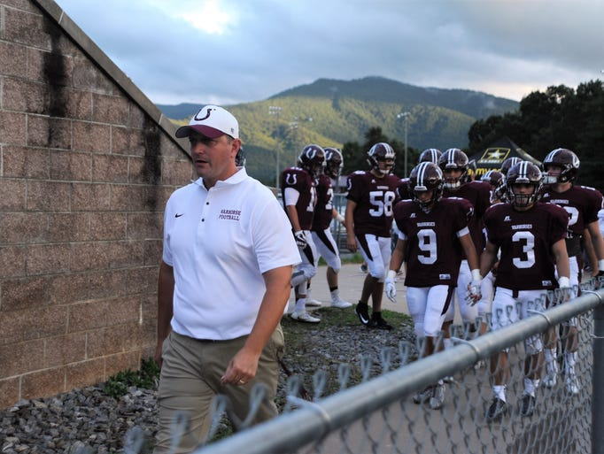 The Owen Warhorses hosted rival Reynolds on Sept. 1