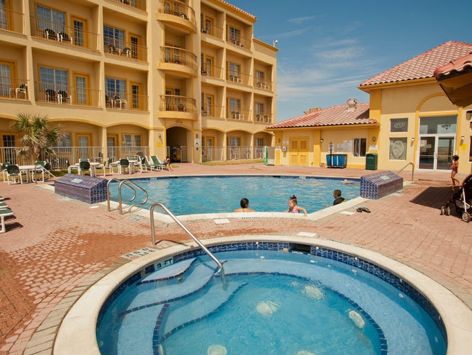 South Padre Hotel Rooms March