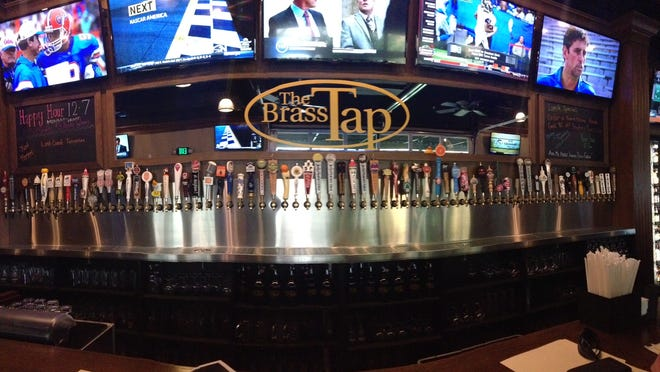 The Brass Tap will be opening a location at Coconut Point Mall in Estero in December.