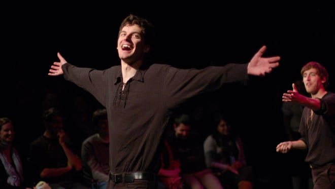 The Improvised Shakespeare Company will take the John Michael Kohler Arts Center stage with four shows in December.