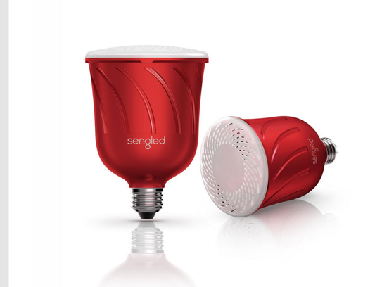 Sengled smartbulbs turn on and off from an app--and