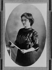 Olive Tilford Dargan, circa 1905