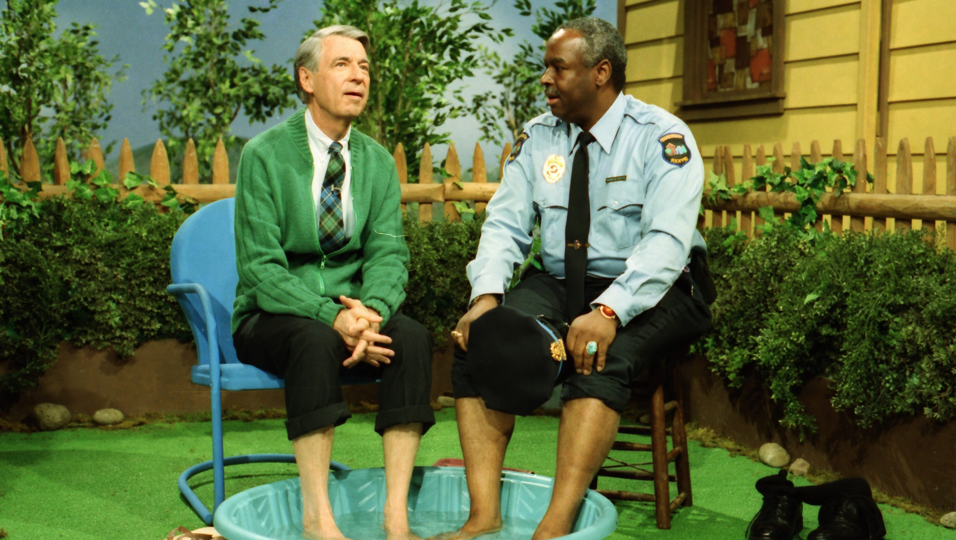 Won T You Be My Neighbor Mister Rogers Documentary Premieres