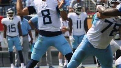 Marcus Mariota, the second overall selection in the 2015 NFL Draft by the Tennessee Titans, has reached an agreement to sign with the Las Vegas Raiders.