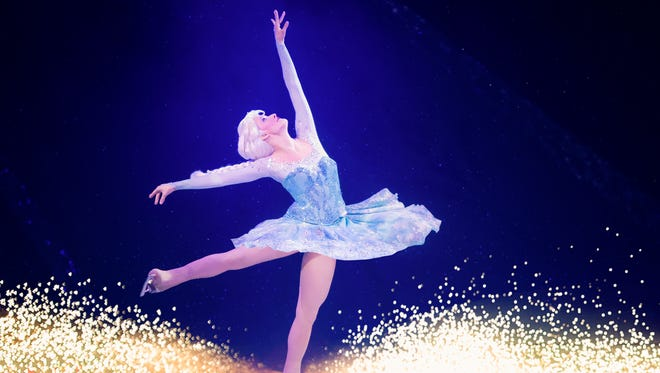 Disney on Ice Presents Dream Big Thursday through Sunday, Jan. 18 to 21, at Blue Cross Arena at the War Memorial.