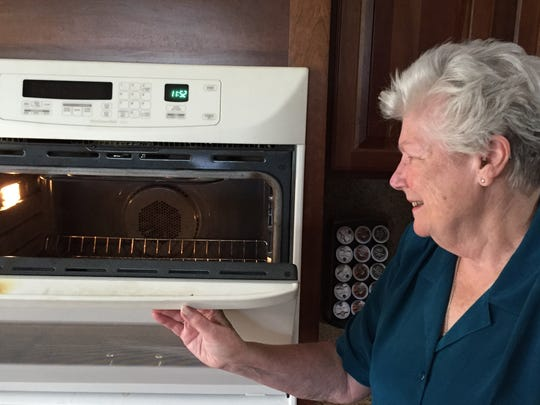 Manchester resident Jane Marie Maroney's oven was fixed by Choice Home Warranty after Press on Your Side intervened.