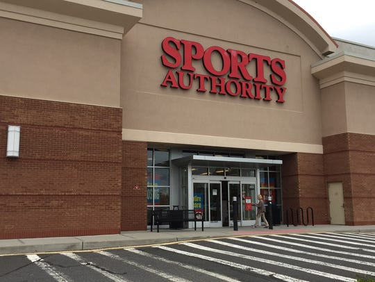 The Sports Authority in Manalapan is closing.