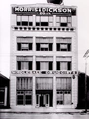 File photo: Morris & Dickson in Shreveport. The store was originally in downtown Shreveport and now is near Hwy. 1 just north of the Port.