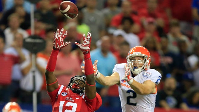 Ole Miss should receive a boost in its secondary from the return of Tony Conner (12) and several defensive backs in the 2016 class.