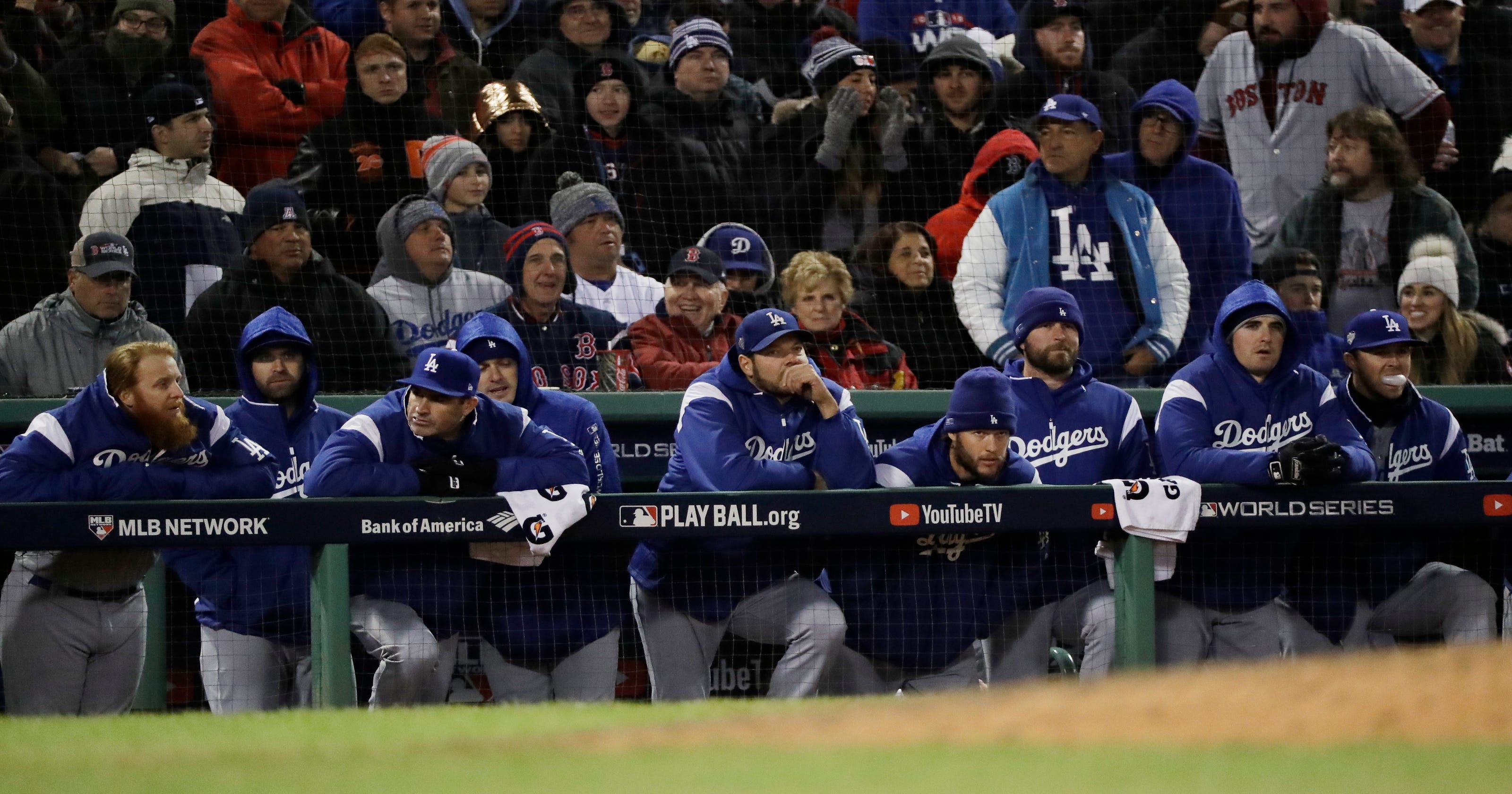 059d841bb4fb Can the Dodgers recover from 0-2 deficit in World Series  History says  probably not.