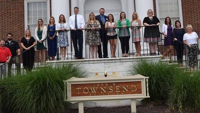 Twenty Delaware teachers are finalists to be named Delaware's 2019 State Teacher of the Year.