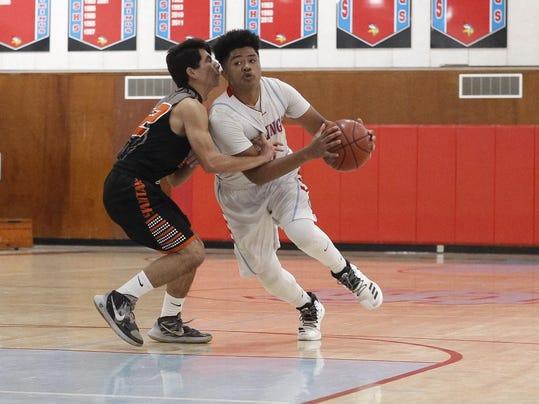 CCS Basketball: North Salinas vs. Gonzalez