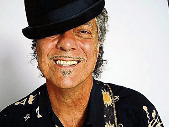 Blues artist Johhny Nichols is set to perform at 7 p.m. Saturday at Sacred Grounds.