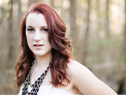 Katy Glorioso started writing music in high school.
