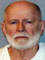 "James ""Whitey"" Bulger in a June 23, 2011, booking photo"