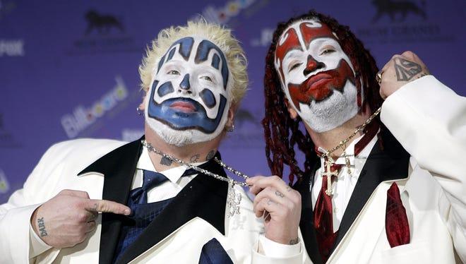 Insane Clown Posse will make a stop in Green Bay in November.