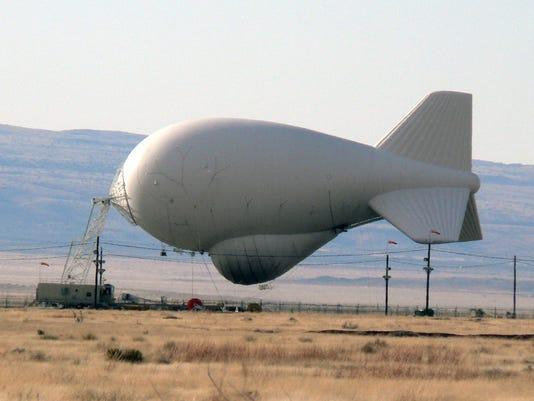 DHS-aerostat