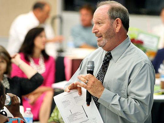 Stu Greenberg, Chief Academic Officer for Leon County Schools, discusses education issues.