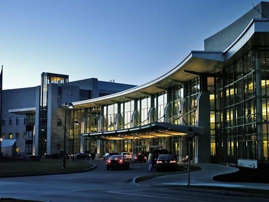 University of Vermont Medical Center in Burlington.