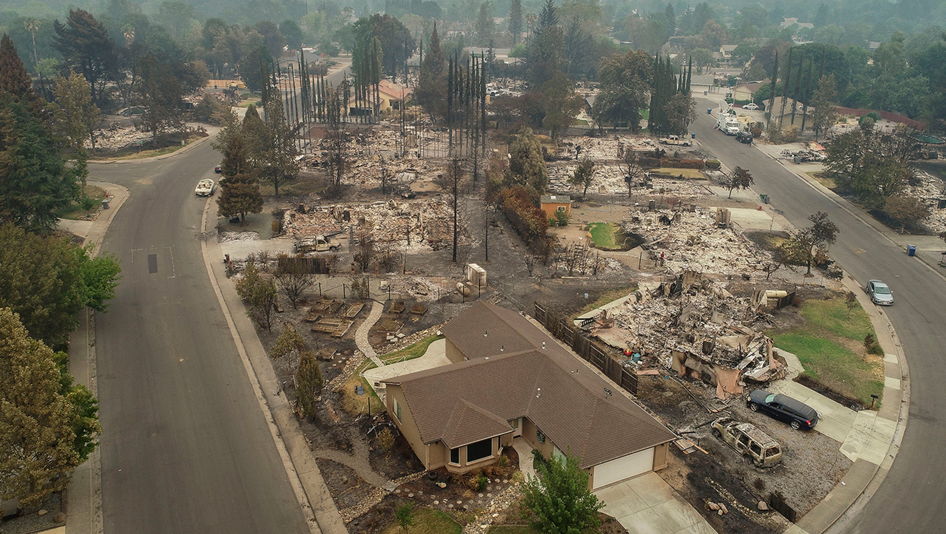 Six months later, Carr Fire survivors share tales of horror and hope