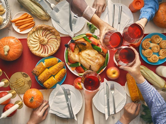 Friendsgiving, a gathering of friends to celebrate Thanksgiving without holiday family drama, has become increasingly popular. Friendsgiving often is held the Saturday before Thanksgiving.