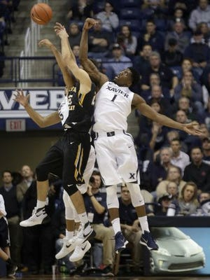 Jalen Reynolds and No. 23 Xavier (4-0) face Alabama (2-1) at noon Thursday in the AdvoCare Invitational in Orlando, Fla.