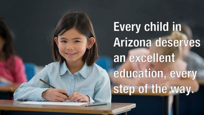 Expect More Arizona is the only nonpartisan organization working statewide to mobilize individuals and organizations in support of an excellent education for every child, every step of the way.