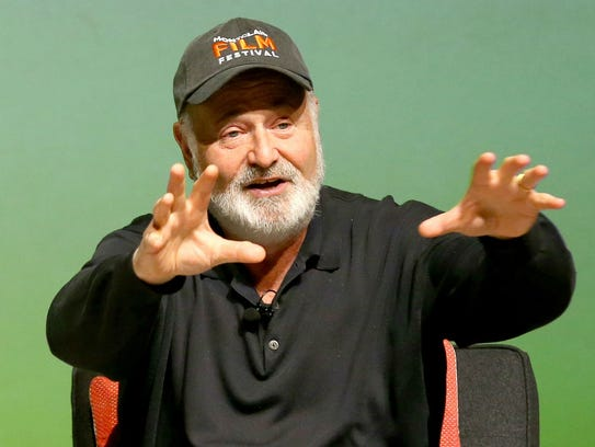Rob Reiner will visit Indianapolis Oct. 12-13 as part