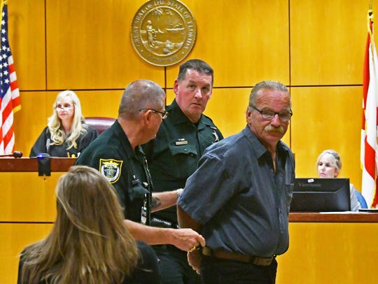 The sentencing of James and Lisa McDermott by Circuit