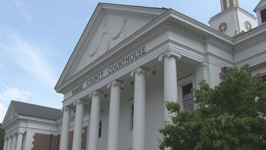 A hearing will take place on Friday morning in Roane County Circuit Court.