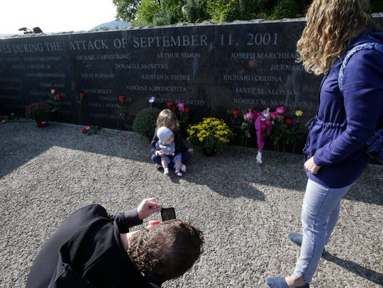 Anya Berardi, 4, and her brother Luka,6-months-old,