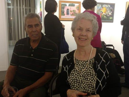 Nasario and Linda Lee Olvera