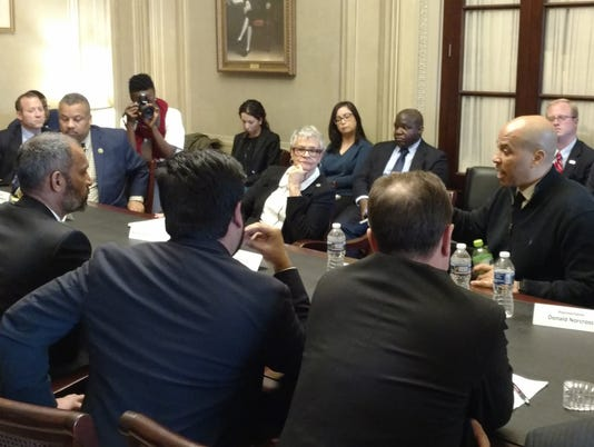 Congressional delegation hears from Muslim leaders