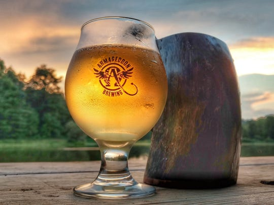 Somerdale-based Armageddon Brewing will produce craft hard ciders and mead. The owners hope to open by late August.